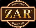 ZAR wood stain logo